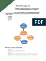 Project Management(1)