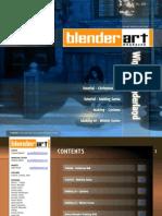 BlenderArt Magazine - 25 - Winter Wonderland