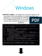 Linea Del Tiempo Windows