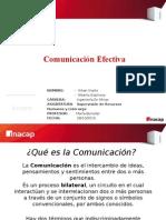 COMUNICACION EFECTIVA...inacap