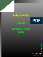Using FeynArts package