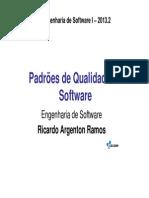 Padroes Qualidade Software