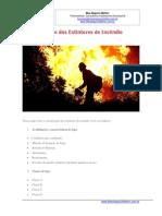 Classificação Dos Extintores de Incêndio
