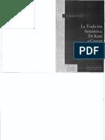 Coffa, J. Alberto La Tradición Semántica de Kant a Carnap. Vol. 1
