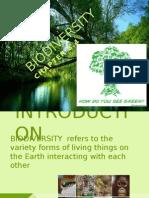 Biodiversity GO GREEN