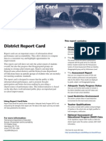 NWL Report Card 2008-09 District