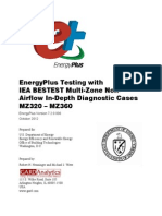 Energyplus Multiizone Non Airflow Tests