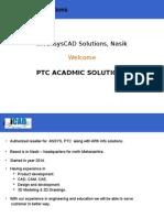 InvensysCAD Solutions _PTC Acadmic Program