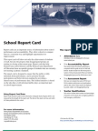 NWL Report Card 2008-09 MS