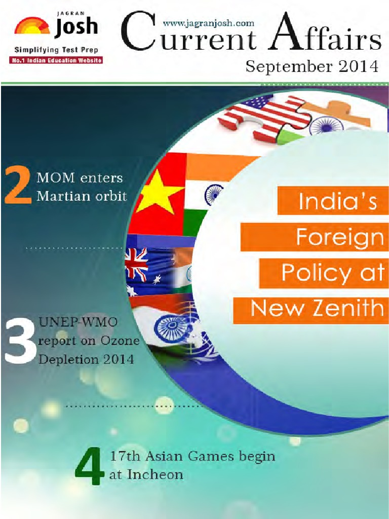 Current affairs september 2015 | Narendra Modi | United Nations ...