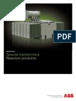 reactores shunt