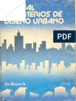 Manual de Criterios de Diseño Urbano [Jan Bazant S.] (1)...