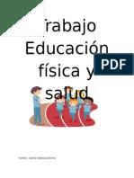 Trabajo Educacion Fisica Camila