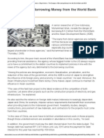 The Dangers of Borrowing Money from the World Bank and ADB.pdf