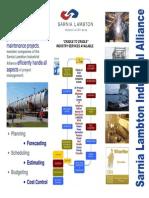 Sarnia Lambton Industrial Alliance _ Trifold