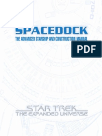 Spacedock - The Advanced Starship and Construction Manual