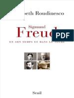 Freud Roudinesco Seuil-libre