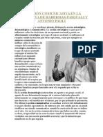 LA ACCIÓN COMUNICATIVA EN LA PERSPECTIVA DE HABERMAS, PASQUALI Y PAOLI