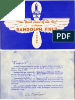 Randolph Army Air Field (1942)