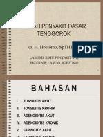Kuliah Peny.dsr Tenggorok Dr Hoetomo 2006 Edit