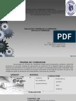 Evaluacion y Prueba de Corrosion Nueva