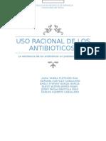 Ética Profesional Del Regente de Farmacia Como Estrategia Para El Uso Adecuado de Los Antimicrobianos