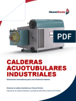 Cb-8500 Industrialwatertubeboilers Esp