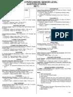 ILMEA Clarinet Cycle 1