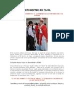 Arzobispado de Piura