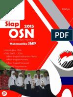 Buku Siap OSN Matematika SMP 2015.pdf
