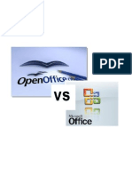 Open Offico vs Microsoft Ofifci