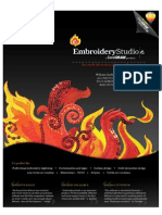 EmbroideryStudio e2 Brochure English A4 Lowres v2
