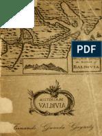 Historia de Valdivia, Guarda