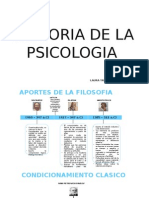 Historia de La Psicologia (Linea de Tiempo)2