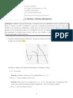 Taller 9 Gráfica de Funciones Optimización
