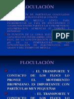 FLOCULACIÓN HIDRÁULICA