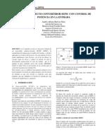 Informe Proyecto Convertidor Sepic Con Control de Potencia en La Entrada