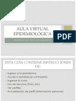 Aula Virtual Epidemiológica