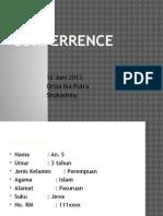 Conference Atresia Ani