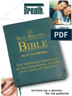Bad Breath Bible
