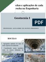Aula 2_Rochas Geotecnia I UDF