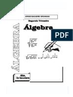 Algebra 4to Bueno