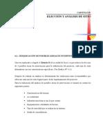 Capitulo IV (Eleccion y Analisis de Sitio)