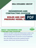 SBD Capabilities in Boiler