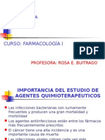 1. Quimioterapeuticos