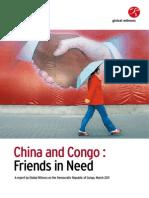 China and Congo