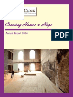 Town Clock Community Development Corporation - Annual Report, Creating Homes and Hope