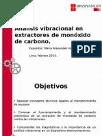 Extractor (Analisis Vibracional)
