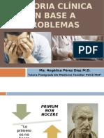 Historia Clinica en Base a Problemas