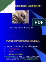 Biologi Molekuler Kesehatan Hewan